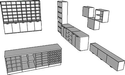igloo studios products for sketchup kraftmaid cabinetry image gallery sketchup cabinets