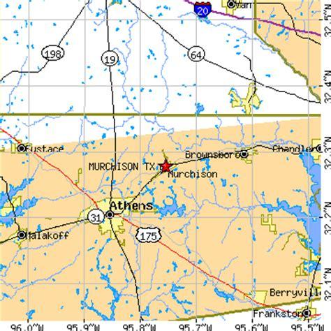 larue texas map murchison texas tx population data races housing economy