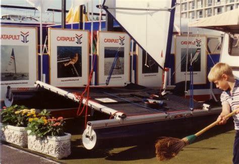 catamaran venture capital catapult catamaran racing early design