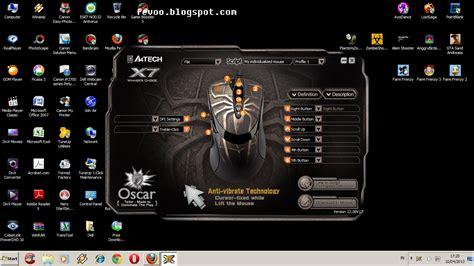 driver x7 software dan game driver mouse oskar x7