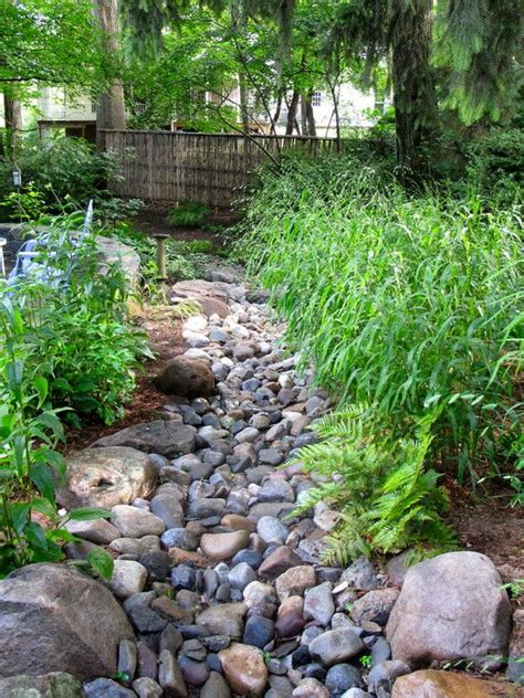 stream bed 42 best dry creek beds images on pinterest landscaping