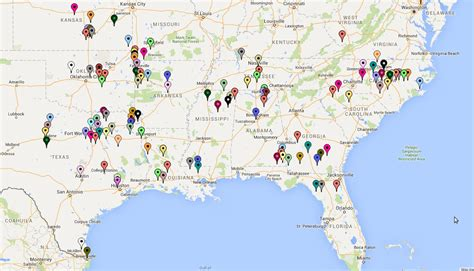 walmart usa locations map walmart insider speaks about tunels underneath leading to