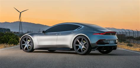 Fisker Auto by Fisker Emotion Electric Vehicle Freshersmag