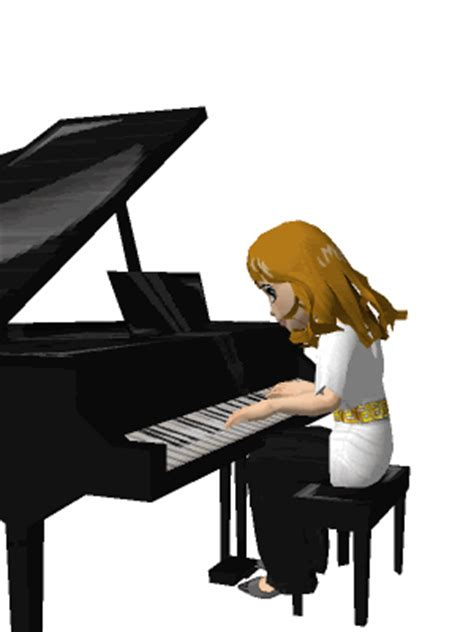 piano playing gif find  gifer