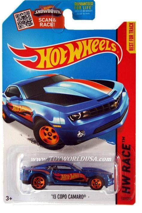 Hotwheels Wheels 13 Copo Camaro Blue 2015 wheels 127 hw race 13 copo camaro ebay