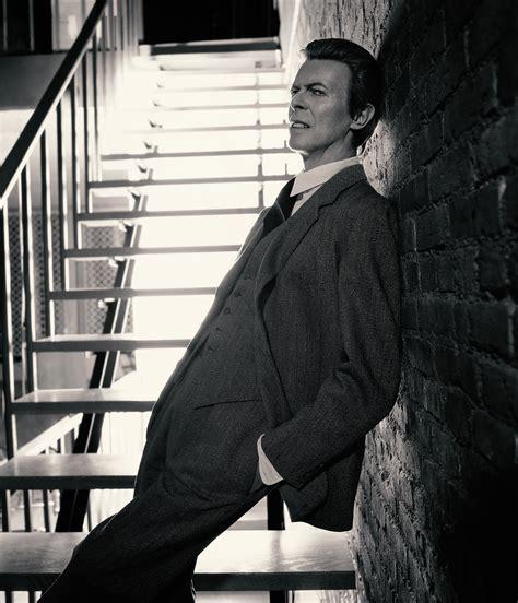 David The Unseen david bowie unseen par markus klinko dandy magazine
