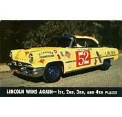 1953 Lincoln Carrera Panamericana Car  Vintage Road