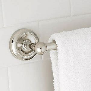 where to install towel bar in bathroom how to install a towel bar in a bathroom