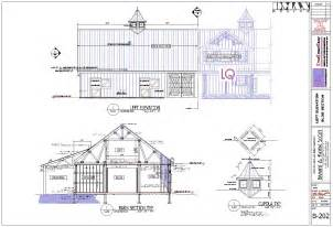 Barn Plans With Living Space Horse Barn Plans With Living Quarters Viewing Gallery