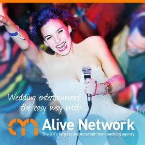 Network Is Alive by Getting To Alive Network The Wedding Community