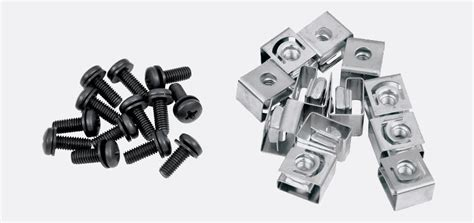 Rack Mount Nuts And Bolts by Skb 1skb 19ac1 Spare Hardware Kit For Skb 19 Rack