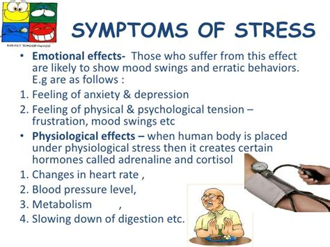 effects of mood swings stress at workplace