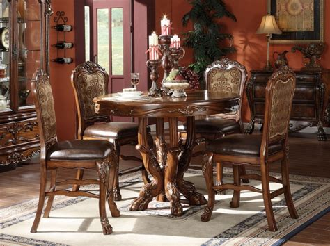 acme dining room furniture acme furniture dresden formal dining room collection by
