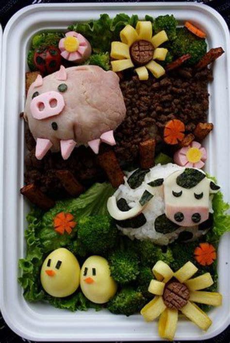 bento  japanese food art amazing ezone
