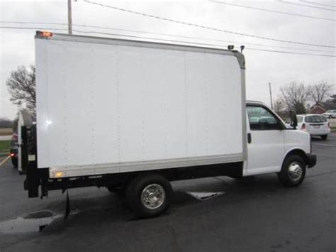 1995 chevy g30 hd box truck for sale warwick ri