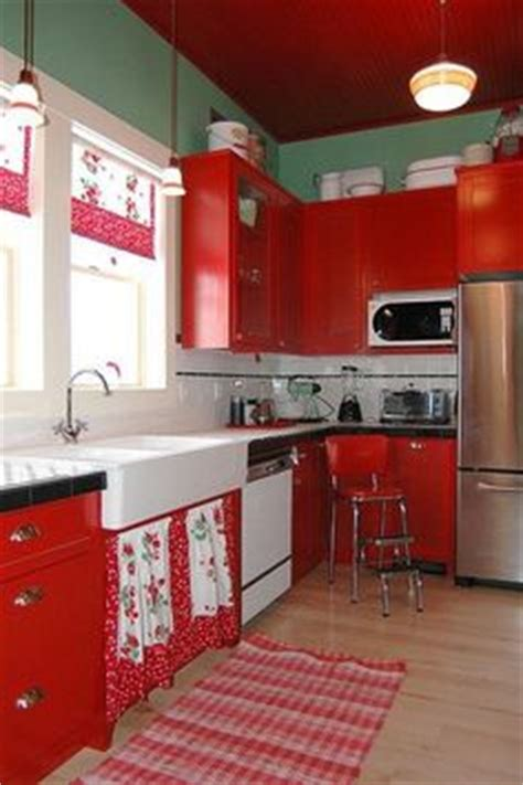 the red kitchen for the love of learning 1 2 price 1000 images about love a red kitchen on pinterest