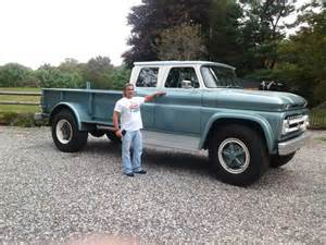 crew cab trucks bangshift this 1966 c60 crew cab truck is the coolest