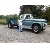 The Coolest Crew Cab In America Is For Sale This 1966 C60 Truck