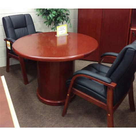 out sale executive office desk suite in cherry