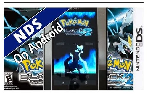 comment telecharger ds play pokemon sur android
