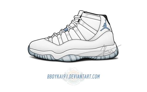 Drawing Jordans by How To Draw Shoe