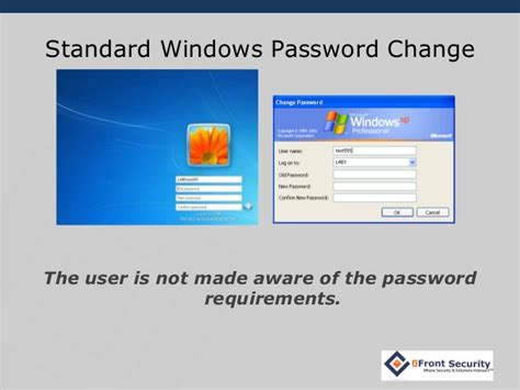 windows password reset special the windows password policy is not enough