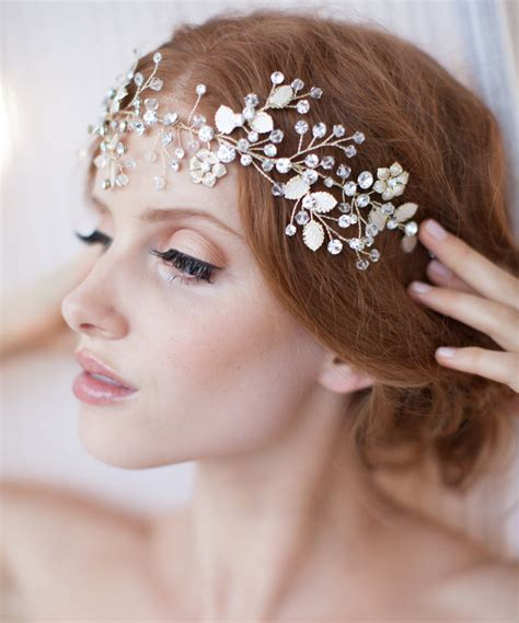 Wedding Hair Accessories How To Make by Bridal Hair Accessories Headbands For Bridesmaids