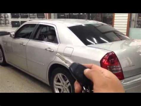 Chrysler 300 Remote Start by 06my Chrysler 300c Oem Remote Start