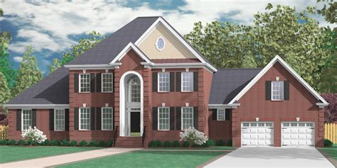 Southern Heritage Home Designs House Plan 3397 D The 2   southern heritage home designs house plan 3397 d the