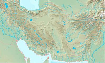 template:iranian plateau labelled map wikipedia