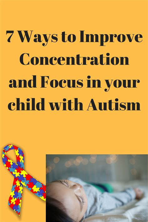 how to help your child focus and concentrate using mind maps and related techniques books 7 ways to improve concentration and focus in your child