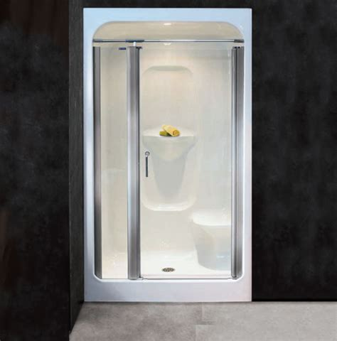 Kohler Bathtub Glass Doors by 32x32 Shower Showing Tiling Cost Factors 3x3 Shower