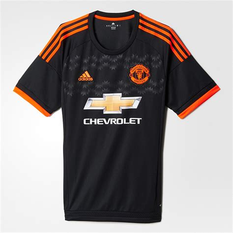 Official Manchester United 3rd 1617 manchester united release 2015 16 adidas third kit soccer365