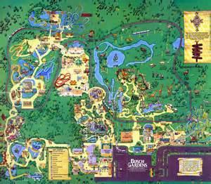theme park brochures busch gardens ta theme park
