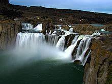 shoshone falls wikipedia, the free encyclopedia