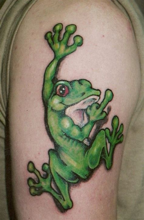 cartoon frog tattoo designs 25 best ideas about frog tattoos on tree frog
