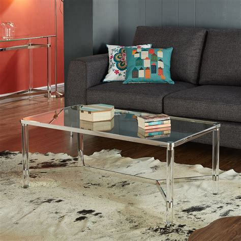overstock acrylic coffee table 100 acrylic coffee table overstock how to use table