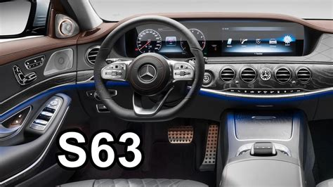 s63 2018 interior 2018 mercedes s63 s class interior