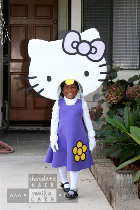 hello kitty toddler halloween costume i am so making these this halloween http www