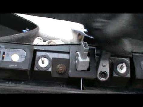 Golf 6 Batterie Leer Auto öffnen by Mvi 0315 246 Ffnen Der Heckklappe Avi Doovi