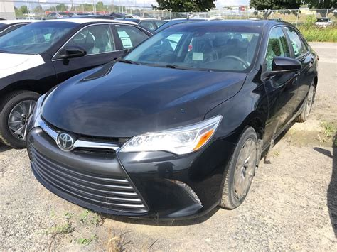 Best Tires For Toyota Camry New 2016 Toyota Camry Xle V6 For Sale In Lachine