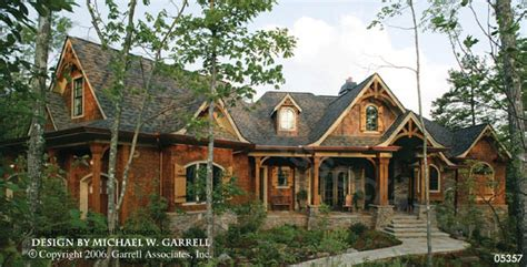 Lakeview Cottage House Plan Craftsman House Plans