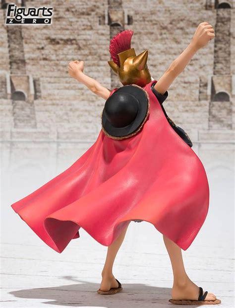 Bandai One Dressrosa Arc Vol 01 figuarts zero one gladiator figure photos one z