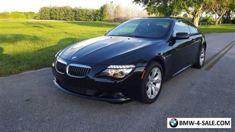 bmw 4 6 is for sale 2010 bmw 6 series for sale in united states