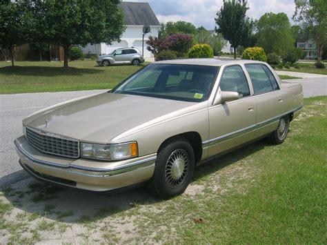 Cadillac Seville 1995 by 1995 Cadillac Seville Iv 4 Pictures Information And