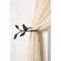 branch curtain tie back bird themed bedroom on pinterest lshades curtain tie