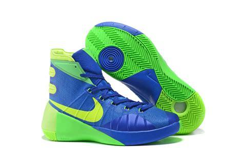 blue and green basketball shoes nike hyperdunk 2015 blue green basketball shoes