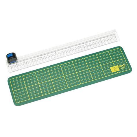 Cutter Ruler Cutter birch ruler cutter