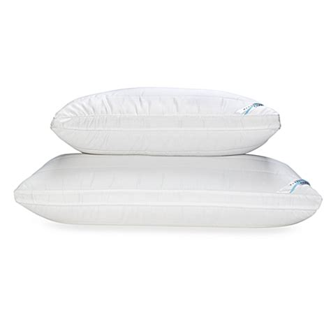 cool bed pillows buy chillow 174 cooling pillow from bed bath beyond