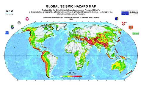 san jose seismic hazard map global seismic hazard map tectonic maps of the world